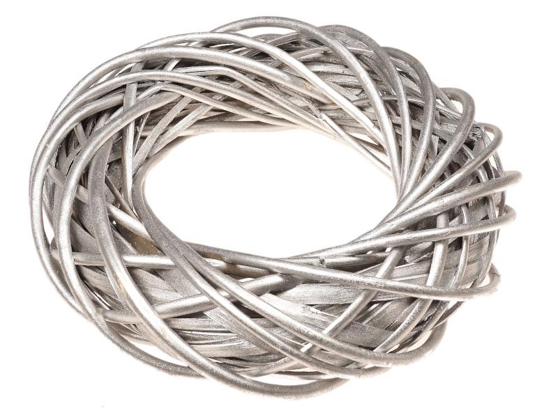srebrny wiamek